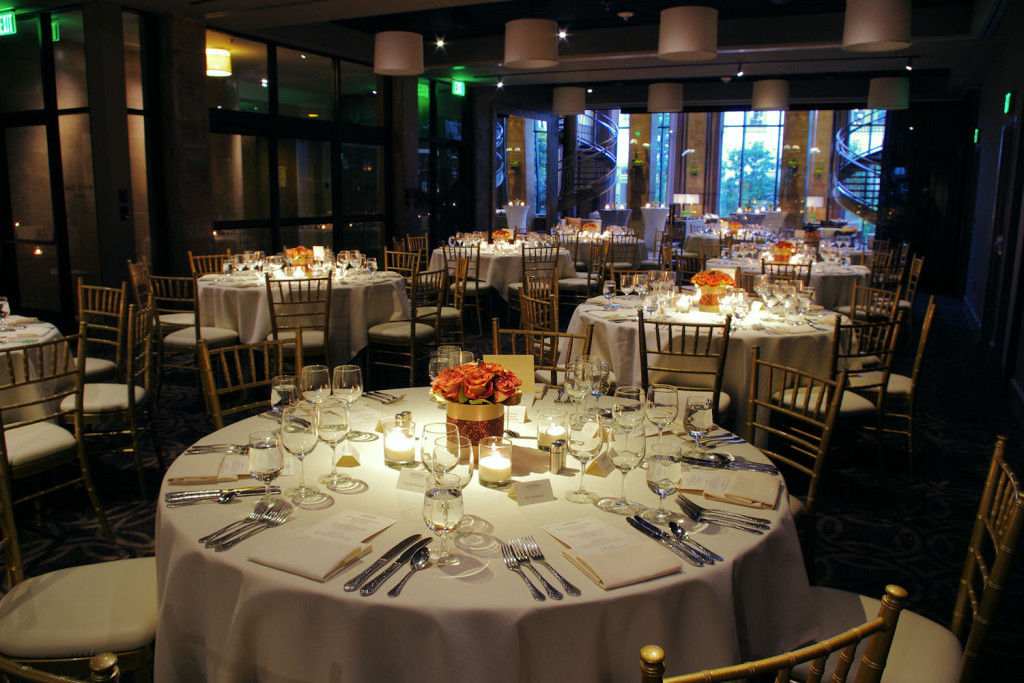 White Oak Event Space Proximity Hotel