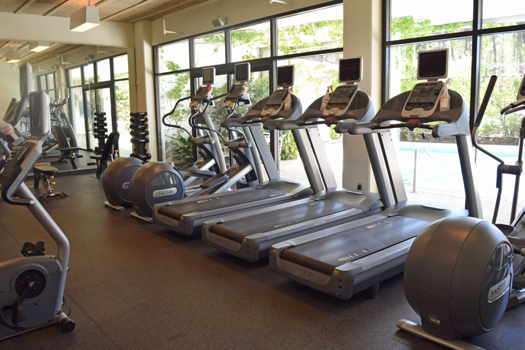 Fitness Studio at Proximity Hotel