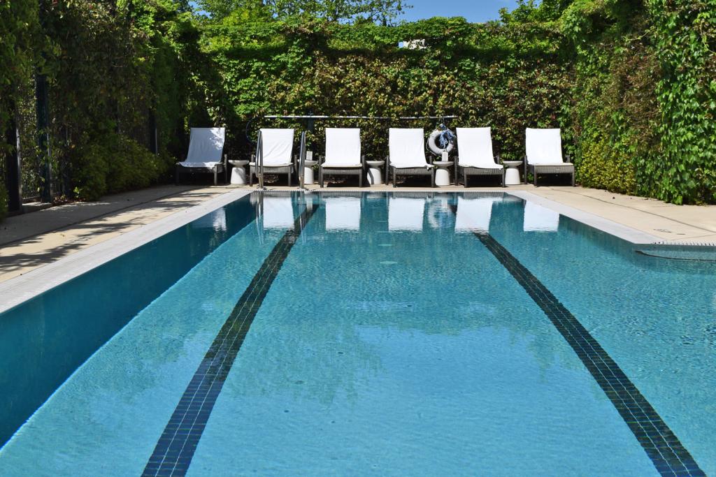 Pool at Proximity Hotel