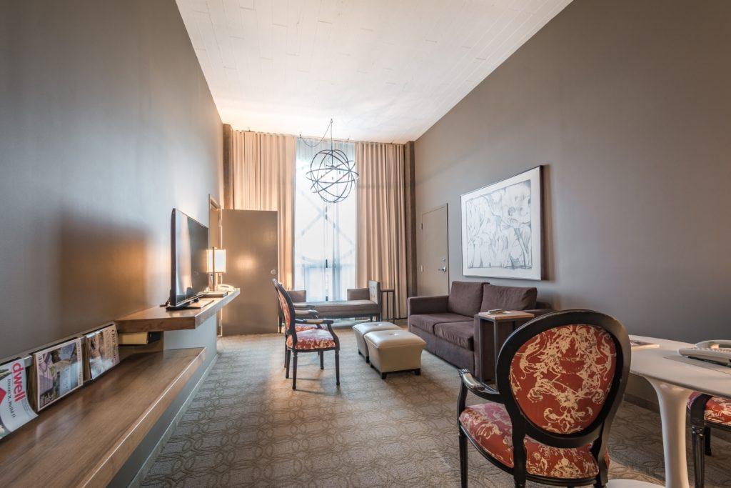 Adjacent Studio Room at Proximity Hotel
