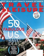 One of 50 Reasons to love the United States Travel+Leisure, July 2008