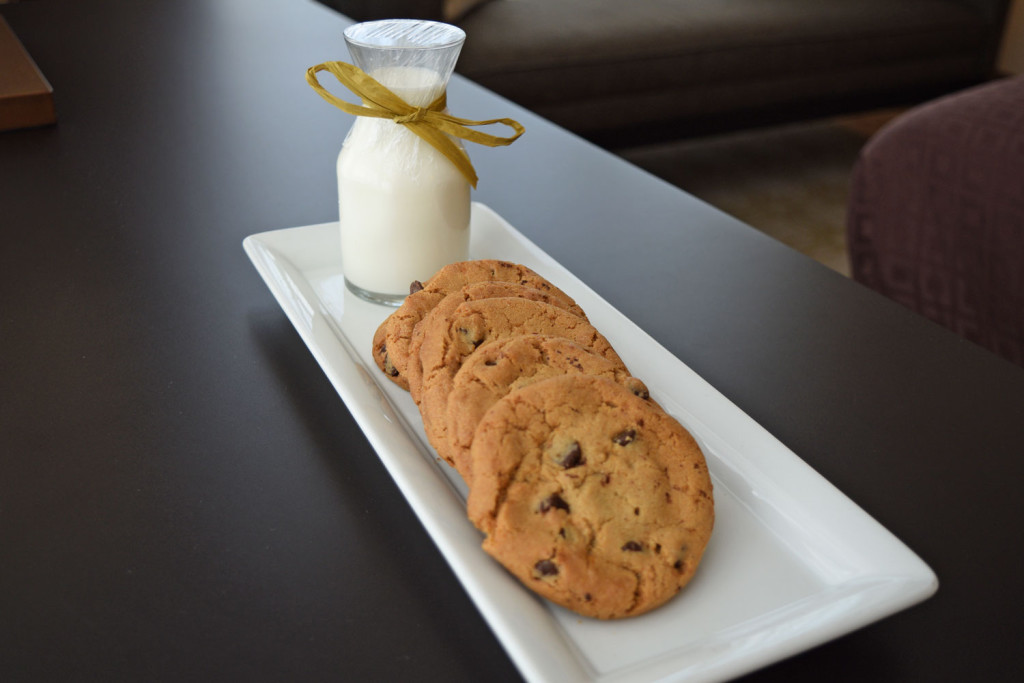 Milk and Cookies add-on