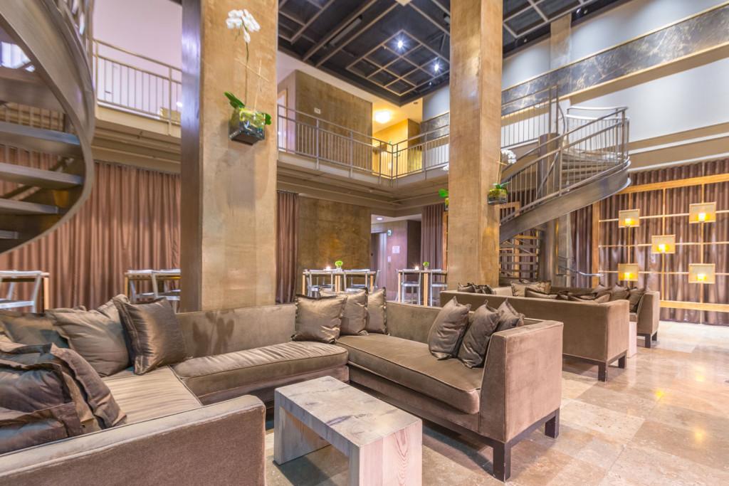 Social Lobby at Proximity Hotel