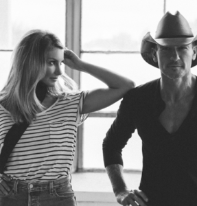 Tim McGraw and Faith Hill Concert at the Greensboro Coliseum