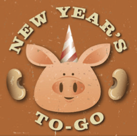New Years day to go logo