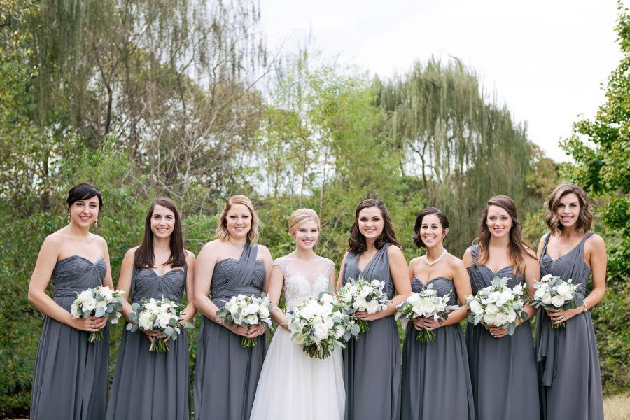 Wilkinson bridal party