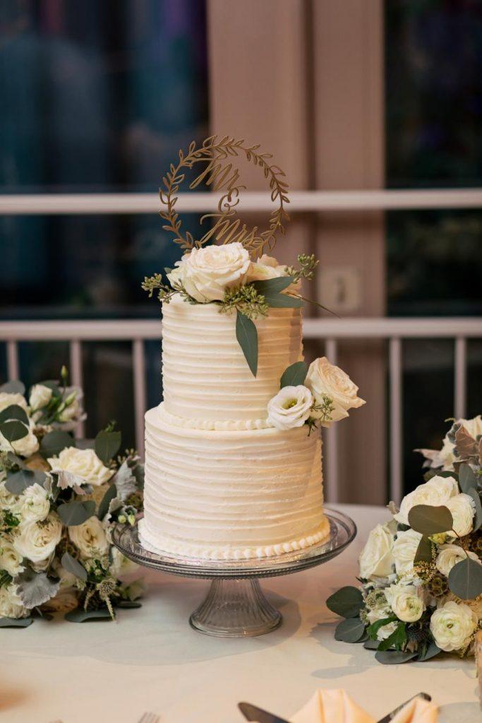 Wilkenson Wedding Cake