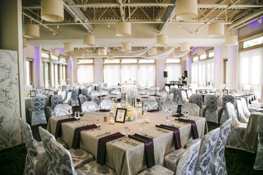 Elegant Reception in Weaver