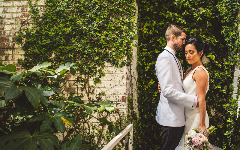 Christina and Danny Dream Wedding at Proximity Hotel in Greensboro, NC