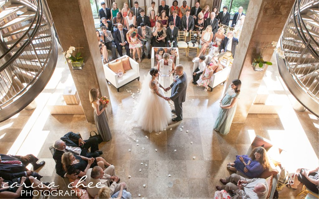 Proximity Hotel Wedding, Sarah and Osman
