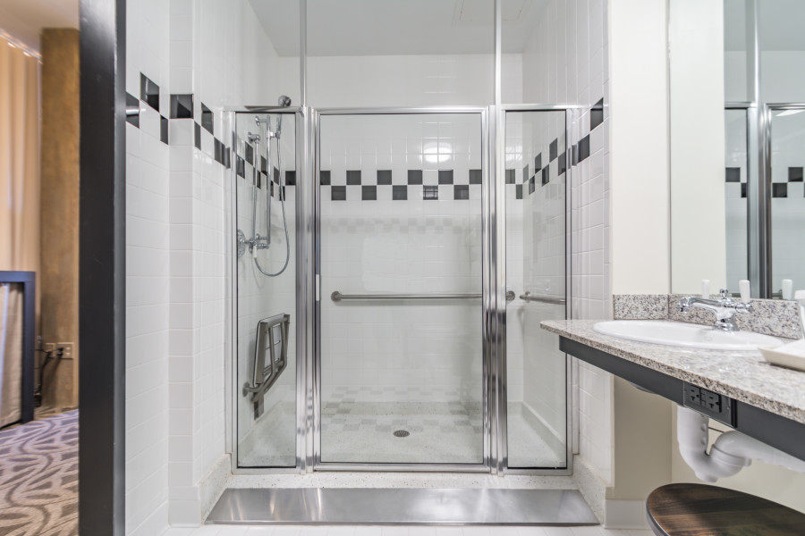 Accessible Roll In Shower Proximity Suite
