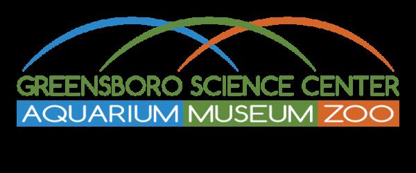Greensboro Science Center Linear Logo