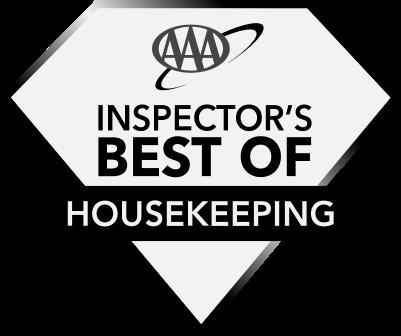 AAA Best Of Logo housekeeping