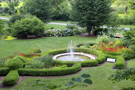 Butterfly Garden at Greensboro Arboretum