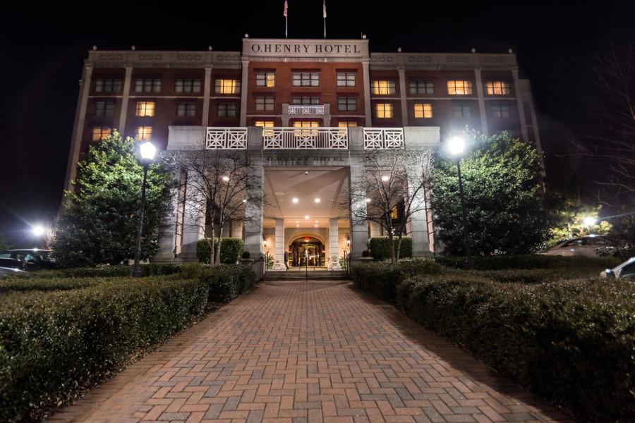 O.Henry Hotel Winter