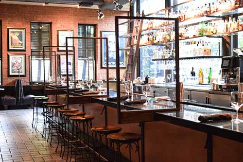Green Valley Grill Bar