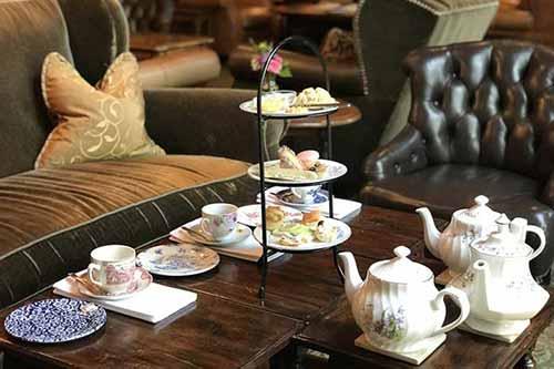 O.Henry Afternoon Tea