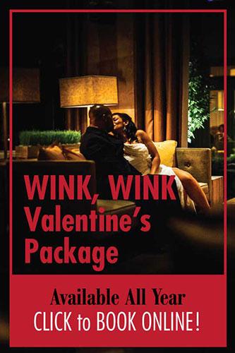 Wink Wink Valentine's Package